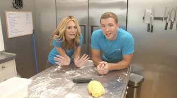 Kate Chastain and Kevin Dobson Take You Inside Valor's Fridges and Pantry